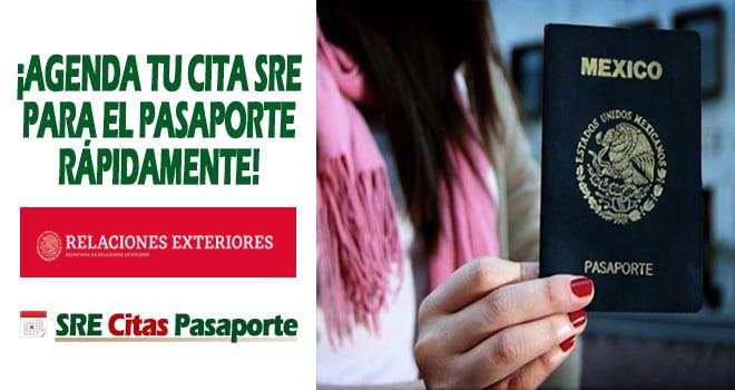 como sacar el pasaporte en mexico
