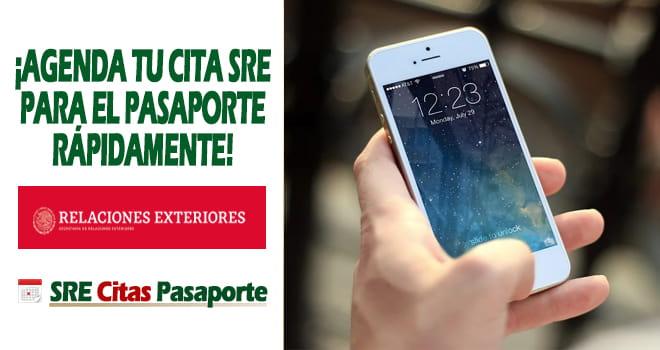 como sacar el pasaporte por telefono en mexico