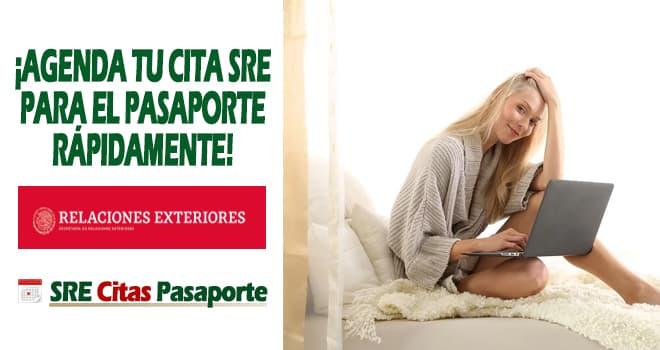 como sacar un pasaporte online en mexico
