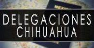 delegaciones sre CHIHUAHUA cita pasaporte