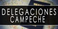 delegaciones sre Campeche cita pasaporte