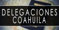 delegaciones sre Coahuila cita pasaporte
