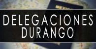 delegaciones sre Durango cita pasaporte