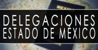 delegaciones sre Estado de México cita pasaporte