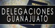 delegaciones sre Guanajuato cita pasaporte