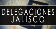 delegaciones sre Jalisco cita pasaporte