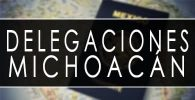 delegaciones sre Michoacán cita pasaporte