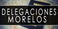 delegaciones sre Morelos cita pasaporte