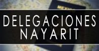 delegaciones sre Nayarit cita pasaporte