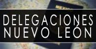 delegaciones sre Nuevo León cita pasaporte