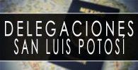 delegaciones sre San Luis Potosí cita pasaporte