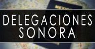 delegaciones sre Sonora cita pasaporte