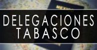 delegaciones sre Tabasco cita pasaporte