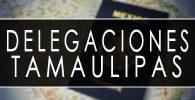 delegaciones sre Tamaulipas cita pasaporte