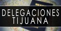 delegaciones sre Tijuana cita pasaporte