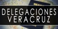delegaciones sre Veracruz cita pasaporte