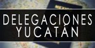 delegaciones sre Yucatán cita pasaporte