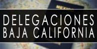 delegaciones sre baja california cita pasaporte