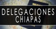 delegaciones sre chiapas cita pasaporte
